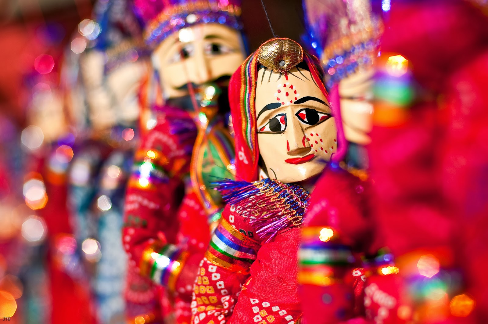 puppetry rajasthan